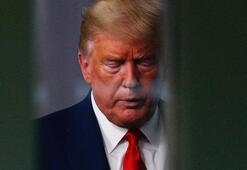 Yasaktan sonra durdu Beyaz Saray duyurdu...