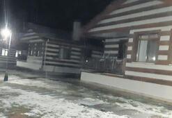 Spil'e ilk kar düştü