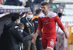 Antalyaspordan 7 sakatlık açıklaması Podolski...