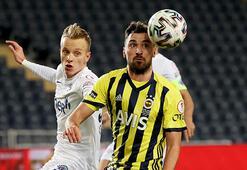 Son dakika - Fenerbahçede Sinan Gümüş şoku