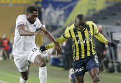 Fenerbahçe - Kasımpaşa: 1-0