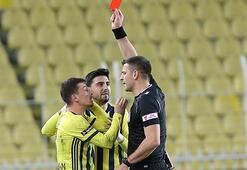 Son dakika - Fenerbahçeden kırmızı kart tepkisi Kasımpaşada Aytaç Kara...