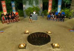 Survivor anlat bakalım yarışmasını kim kazandı 14 Ocak Survivor ödül oyununu hangi takım kazandı