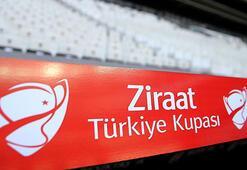Ziraat Türkiye Kupasında çeyrek finalistler belli oldu Seribaşı takımlar...