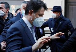 İtalyada hükümet krizi parlamentoda tartışılacak