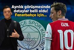 Son dakika transfer haberleri | Mesut Özilin Fenerbahçe planı ortaya çıktı Büyük tehlike...