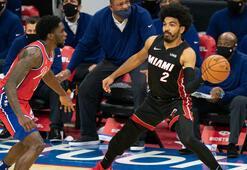 NBAde 76ers, Heati mağlup etti