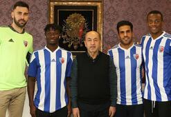 Ankaraspor'dan transfer atağı