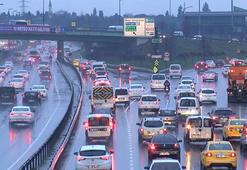 Son dakika İstanbulda trafikte son durum