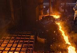 Çelik sektörü 2020de 12,7 milyar dolarlık ihracat yaptı