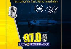 Radyo Fenerbahçe 10. yaşını kutluyor
