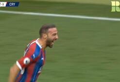 Cenk ve Zahanın golleri, Crystal Palacea Etihadta 1 puanı getiriyor