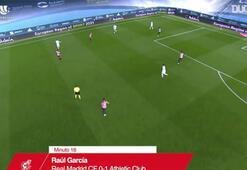 Kupada büyük sürpriz: Bilbao, Real Madridi eledi...