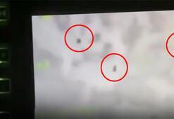 Yıldırım operasyonlarında yakalanan 3 teröristin görüntüleri ortaya çıktı