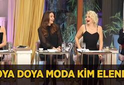 Doya Doya Moda kim elendi 15 Ocak Doya Doya Moda haftanın finalinde...