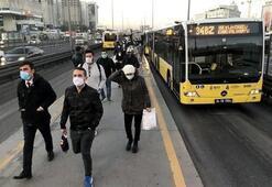 20 Yaş altı - 65 yaş üstü toplu taşıma yasağı saatleri ne zaman başlıyor, ne zaman kalkacak 20 Yaş altı - 65 yaş üstü cezası ne kadar, taksiye binebilir mi