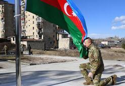 Azerbaycan Cumhurbaşkanı Aliyev, işgalden kurtarılan Şuşayı ziyaret etti