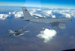Son dakika... MSB görüntüleri paylaştı Hava Kuvvetleri Komutanı da katıldı