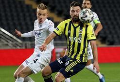 Son Dakika | Fenerbahçede Sinan Gümüş sakatlandı