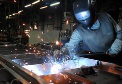 ABDde sanayi üretimi arttı
