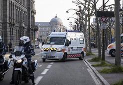 Fransada toplam ölümler Kovid-19 nedeniyle geçen yıl yüzde 9 arttı