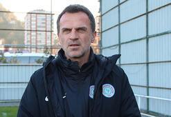 Stjepan Tomas: Disiplinli ve iyi oynamamız gerekiyor