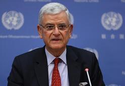 BM Genel Kurul Başkanı Bozkırdan aşı açıklaması