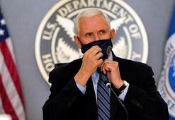 Son dakika... ABD Başkan Yardımcısı Pence, halefi Harrisi arayarak tebrik etti