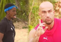 Survivorda ipler gerildi Steven ve Çağrı...