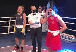 Kadın milli boksörlerden Sırbistanda iki madalya