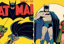 Batman'in ilk sayı kopyasına rekor fiyat