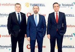 Üç operatörden 'yerli' güç birliği