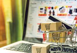 400 milyar TL'lik e-ticaret hedefi