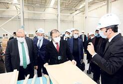 TMSF yönetiminde yeni fabrika