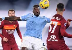 Lazio, derbide Romayı gole boğdu Vedat Muriqi...