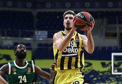 Maç özeti | Fenerbahçe Beko-Panathinaikos: 100-74