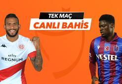 Antalyaspor-Trabzonspor canlı bahis heyecanı Misli.comda