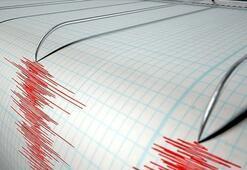 Son dakika... Egede korkutan deprem Büyüklüğü...