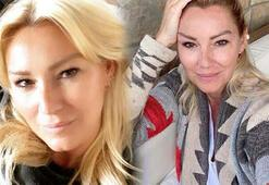 Pınar Altuğ saç rengini değiştirdi
