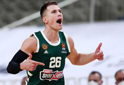THY Avrupa Liginde haftanın MVPsi Nemanja Nedovic
