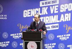 Gençlik ve Spor Bakanı Kasapoğlu: Yalova, su sporları merkezi olacak