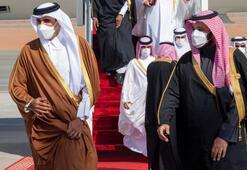 Suudi Arabistan, Doha büyükelçiliğini yeniden açıyor