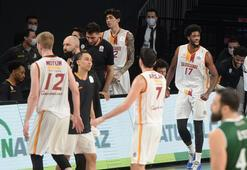 Galatasaray: 89 - OGM Ormanspor: 87