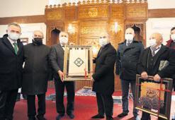 Çapaçarık Cami'nde ilk Cuma namazı...