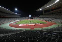 Son dakika - Fatih Karagümrük - Beşiktaş maçı Atatürk Olimpiyat Stadyumunda