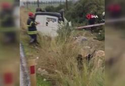 Aydında trafik kazası