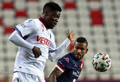 Antalyaspor - Trabzonspor: 1-1 (Maç sonucu)