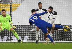 Chelsea, Fulhamı tek golle geçti