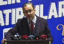 Bakan Kasapoğlu: 'Stratejik bir tesis'