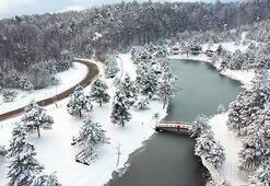 Bolu  - 21.8 dereceyle Türkiye'nin en soğuk ili